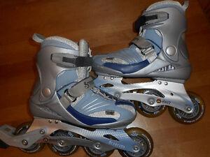 Rollerblade - Patins à roues alignées grandeur 6