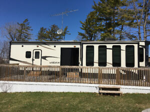 41' park model trailer for sale