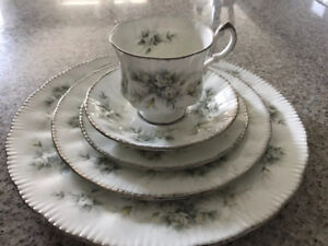 First Love - Fine Paragon China (discontinued in 1988)