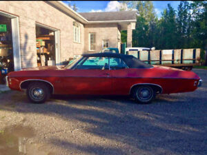 1969 Impala for sale & 1986 GMC truck