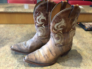 Justin Western Boots - Mens 10