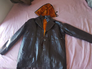 100% PURE LEATHER BRAND NEW JACKETS