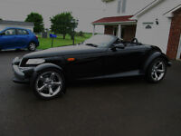 1999 Plymouth Prowler Convertible TRADE WELCOME