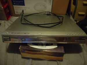 SANYO DVD RECORDER/PLAYER