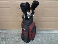 15 Slot Golf Bags, Collapsible Carts,  Club Sets