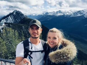 Couple looking for room or studio October 1 Vancouver
