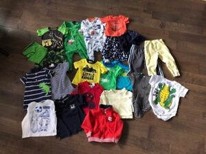 Boys 12 to 24 months clothes