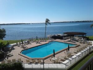 Water Front Condo in Isla Del Sol St. Petersburg Florida