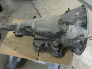 how much does it cost to rebuild a 727 transmission