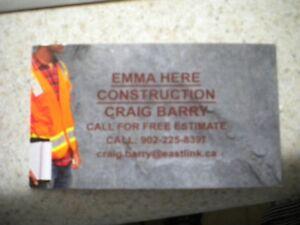 Emma Here Construction