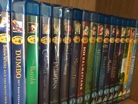 Disney Classic Collection: 17 Blu Ray