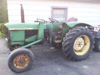 looking for any tractors needing work