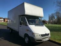 21ce15cd34 MERCEDES SPRINTER 313 CD 2.2 (2005 05 REG) LONG (LWB) 17 FT