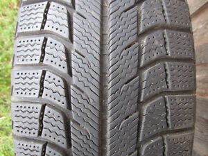 Like New Michelin X-Ice Winter Tires