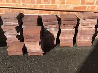 BRICKS FROM OLD STORAGE HEATERS