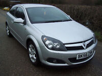 2006 56 Plate Vauxhall/Opel Astra 1.6i 16v Sport Hatch SXi , New Arrival just in