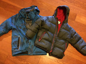 Boys size 5 coats