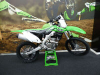 Kawasaki KXF 250 Motocross Bike BRAND NEW 2016 MODEL