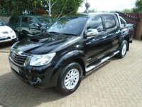 2012 Toyota HiLux 3.0D-4D Auto Invincible ( NO VAT ) 1 Owner