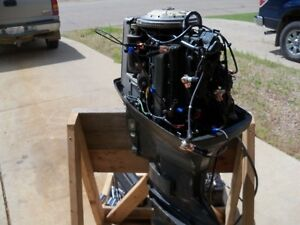 1968 Johnson TR-10R 55hp Outboard  3 cylinder
