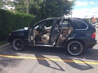 BMW X5  a vender ou echanger - to sell or trade