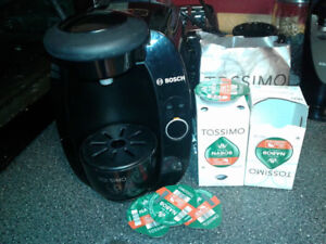 Tassimo T-20 with Nabob Pods