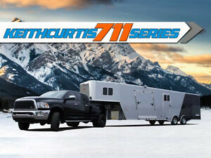 Charmac Snow Mobile Trailers