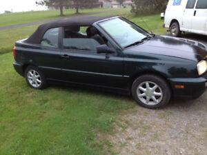 1998 VW Cabrio
