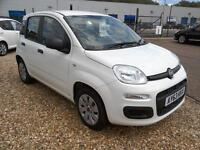 2013 Fiat Panda 1.2 Pop 1Owner Only 26K £30RFL White Immaculate