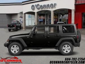 2015 Jeep Wrangler Unlimited WRANGLER UNLIMITED SAHARA 4X4