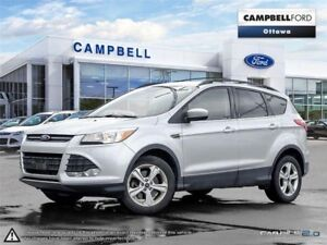 2015 Ford Escape SE 2.0 LITER-AWD-POWER SEAT-LOADED