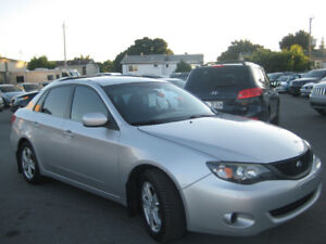 Subaru Impreza 2009 Automatique Tres bonne condition 3995$