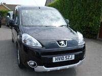 PEUGEOT PARTNER 1.6 HDI S TEPEE MPV ( ONLY 49,000 MILES FROM NEW )