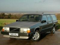 Volvo 740 SE Estate Automatic ONE OWNER 41,000 miles ***SOLD***