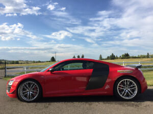 2015 Audi R8 LM #8 of 8, all options, as new, very rare