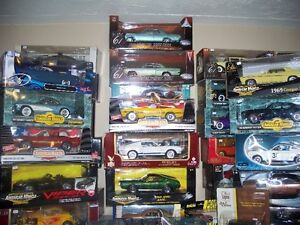 NEW DIECAST COLLECTION JUST ARRIVED 1/18