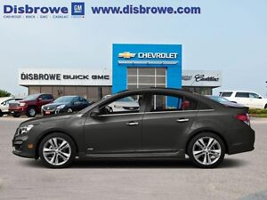 2016 Chevrolet Cruze Limited LT  - Certified -  Bluetooth -  A/C
