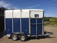 Ifor Williams hb510 horse box for 2x17.2 HH