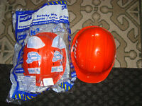 NEW 12 QUALITY NORTH SAFETY EQUIPMENT HARD HATS