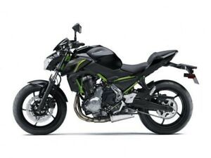 2018 Kawasaki Z650 ABS / 23$/sem