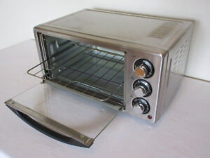 Oster Convection Toaster Oven -- Stainless Steel -- AVAILABLE