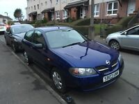 Nissan Almera Moted till February Spares or repairs