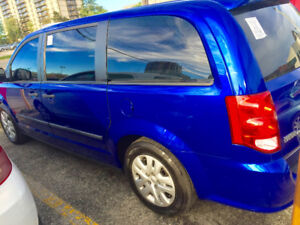 2013 Grand caravan Accident free one owner with 2 years warranty