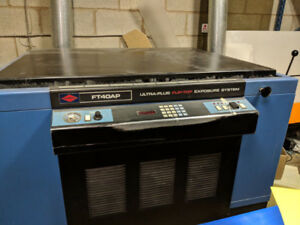 FT40AP Plate Burner - Printing Equipment