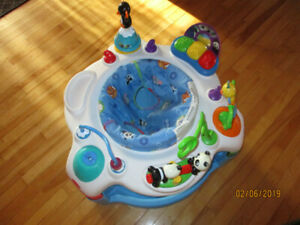 Little Einstein baby Exersaucer