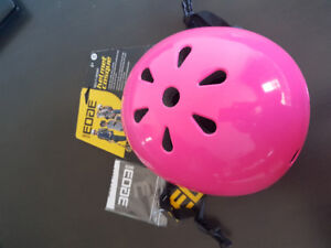 Brand new with tags EDGE multi sport girls helmet size S