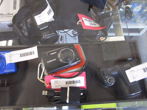 Lots of cameras in stock!!!!