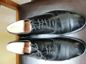 BROOKS BROTHERS ALLEN EDMONDS MENS SHOES