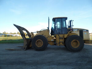 2005 CATERPILLAR 950G WITH LOG GRAPPLE AT www.knullent.com Edmonton Edmonton Area image 2