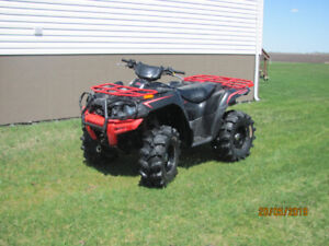 ATV Quad Kawasaki Brute Force